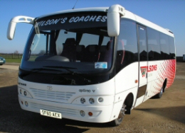 Wilsons Coaches